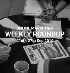 online marketing weekly roundup