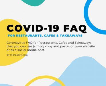 Coronavirus FAQ