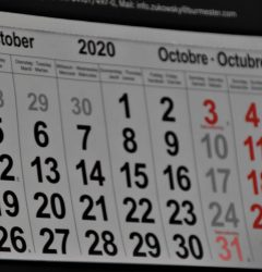 uk and ireland marketing calendar october 2020