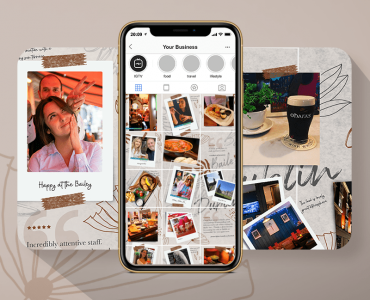 the bailey bar instagram grid cover