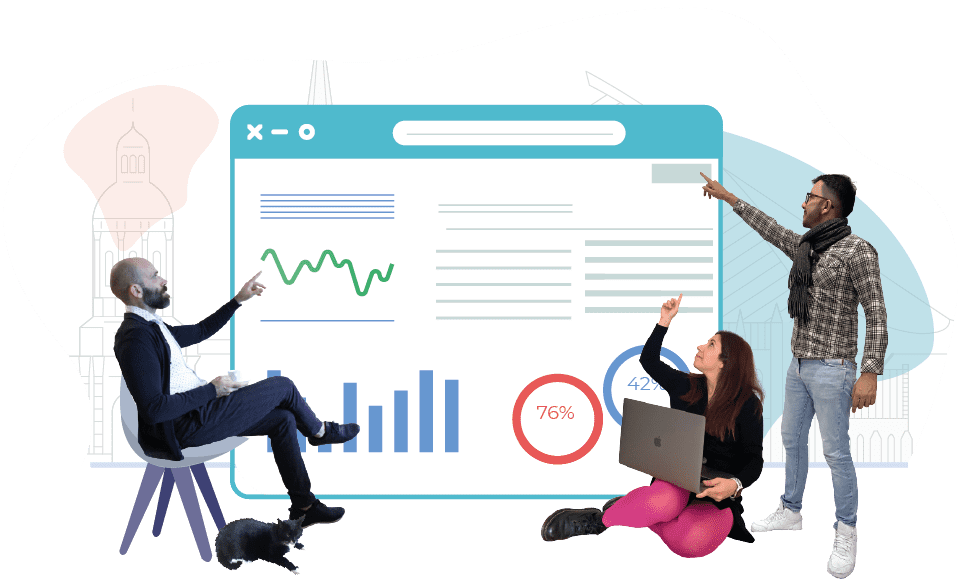 """Drive Traffic and Sales with Our <span class=""""f_700""""> PPC Agency</span>"""