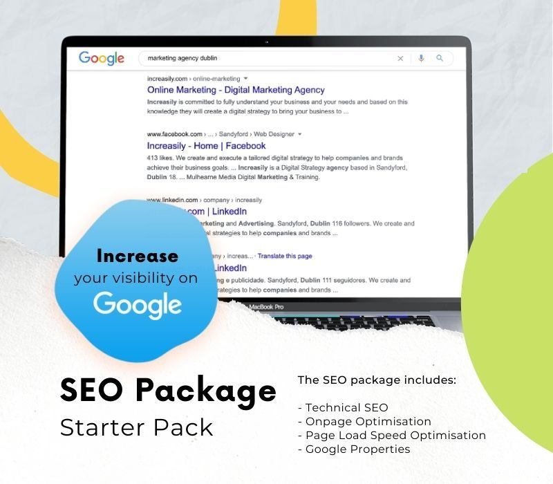 seo package starter pack