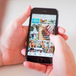 instagram reels and shop tabs