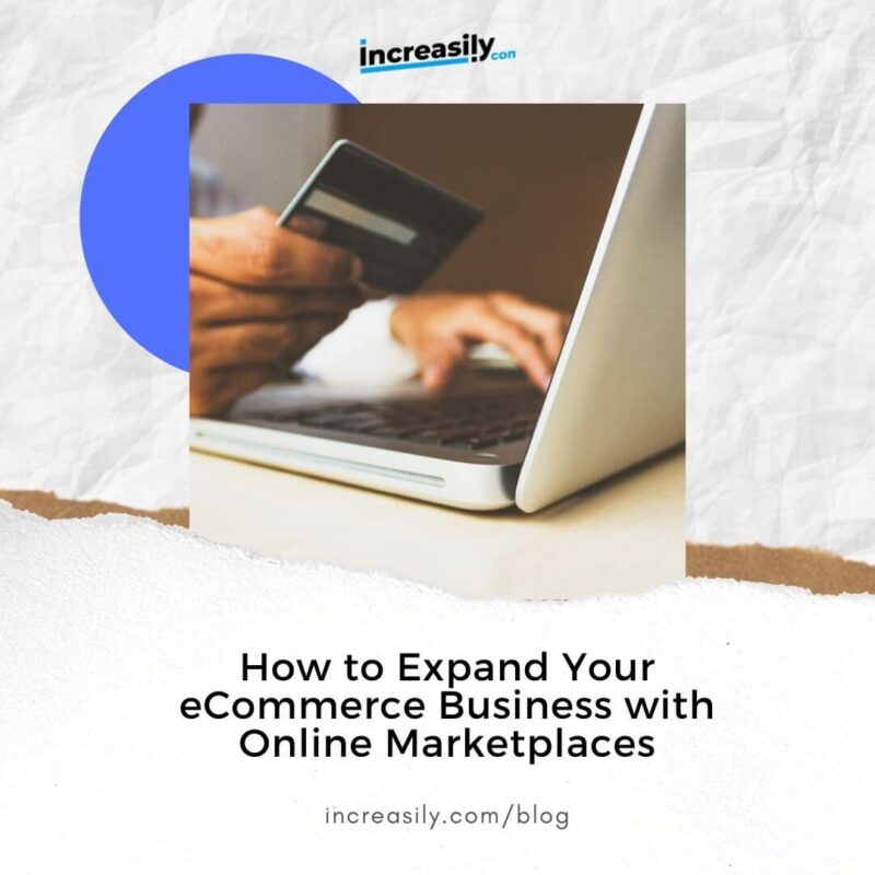 online marketplaces laptop with credit card