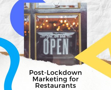 post-lockdown marketing for restaurants
