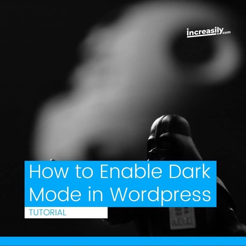 dark mode post