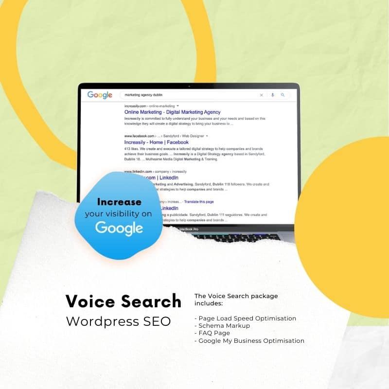 voice search seo starter pack