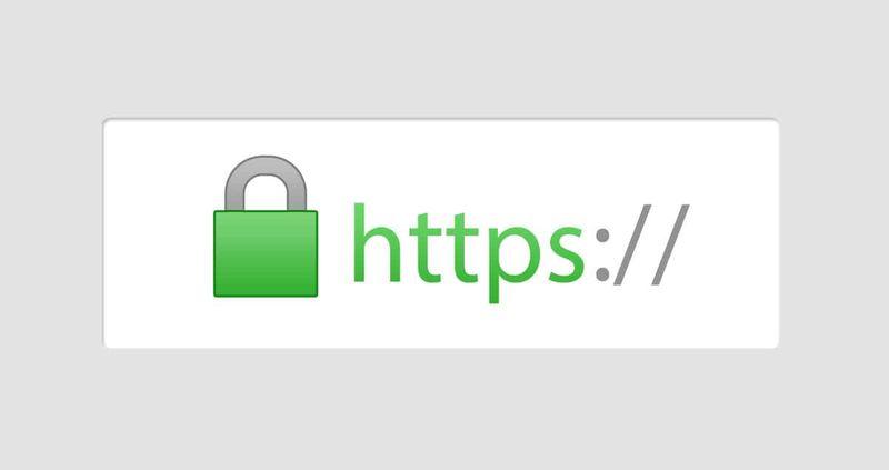 ssl secure connection https
