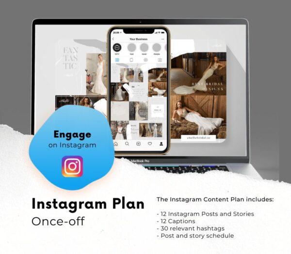 instagram content plan