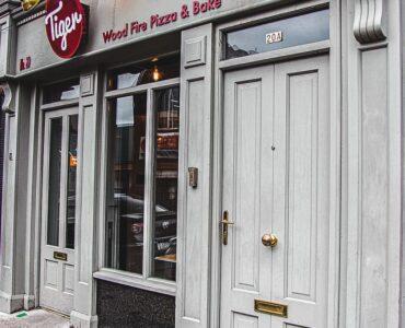 tiger wood fire pizza rathmines shopfront