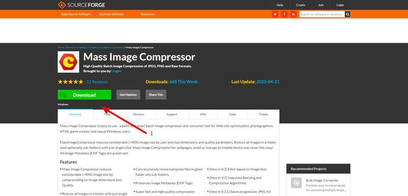 download mass image compressor